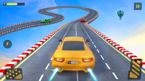 Ramp Car Stunts – Racing Car Games v4.6 screenshots 1