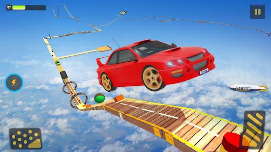 Ramp Car Stunts – Racing Car Games v4.6 screenshots 4