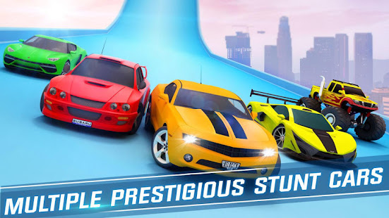 Ramp Car Stunts – Racing Car Games v4.6 screenshots 5