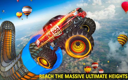 Ramp Monster Truck StuntsNew Racing Games v3.2 screenshots 16