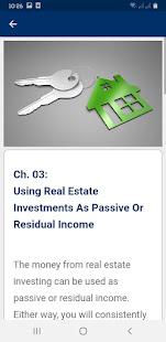 Real Estate Investing For Beginners v12.0 screenshots 5