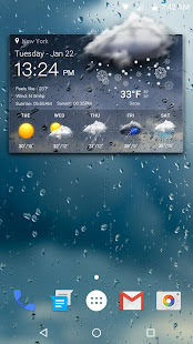 Real-time weather forecasts v16.6.0.6365_50185 screenshots 2