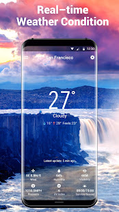 Real-time weather forecasts v16.6.0.6365_50185 screenshots 3