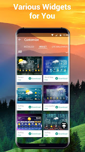 Real-time weather forecasts v16.6.0.6365_50185 screenshots 6