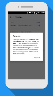 Remis Oeste San Juan v3.5.3 screenshots 6
