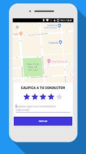 Remis Oeste San Juan v3.5.3 screenshots 8