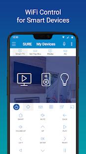SURE – Smart Home and TV Universal Remote v4.24.129.20200311 screenshots 2