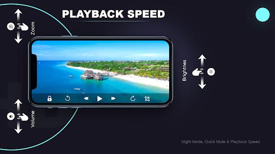 SX Video Player – Full Screen Video Player v1.15 screenshots 4