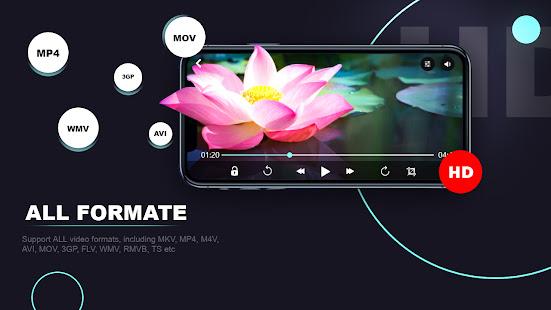 SX Video Player – Full Screen Video Player v1.15 screenshots 5