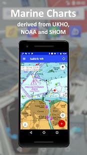 SailGrib Weather Routing Free v6.5 screenshots 3