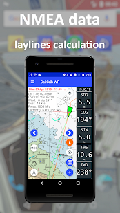 SailGrib Weather Routing Free v6.5 screenshots 7