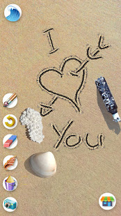 Sand Draw Art Pad Creative Drawing Sketchbook App v4.1.7 screenshots 1