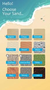 Sand Draw Art Pad Creative Drawing Sketchbook App v4.1.7 screenshots 3