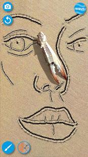 Sand Draw Art Pad Creative Drawing Sketchbook App v4.1.7 screenshots 4