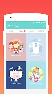 SayHi Chat Meet New People v8.53 screenshots 4
