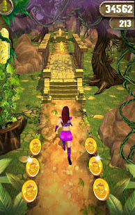 Scary Temple Final Run Lost Princess Running Game v5.1 screenshots 11
