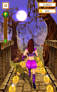 Scary Temple Final Run Lost Princess Running Game v5.1 screenshots 12