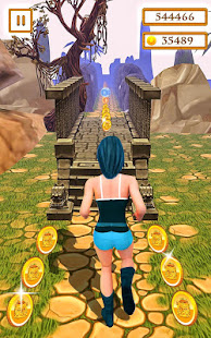 Scary Temple Final Run Lost Princess Running Game v5.1 screenshots 15