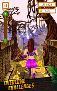 Scary Temple Final Run Lost Princess Running Game v5.1 screenshots 16
