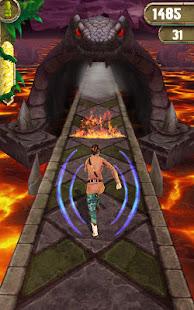 Scary Temple Final Run Lost Princess Running Game v5.1 screenshots 2