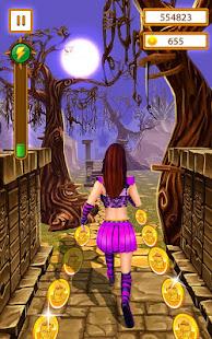 Scary Temple Final Run Lost Princess Running Game v5.1 screenshots 4