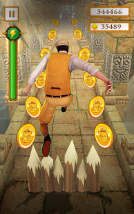 Scary Temple Final Run Lost Princess Running Game v5.1 screenshots 5