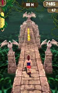 Scary Temple Final Run Lost Princess Running Game v5.1 screenshots 9