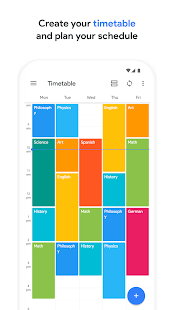 School Planner v4.0.11 screenshots 2