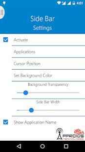 Side Bar – Multi Window v1.2 screenshots 4