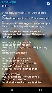SingPlay Karaoke your MP3 v4.3.4 screenshots 3