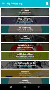 SingPlay Karaoke your MP3 v4.3.4 screenshots 6