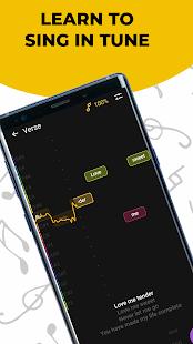 Singing app Vocaberry. Vocal training. Karaoke v2.22.2GMS screenshots 1