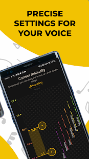 Singing app Vocaberry. Vocal training. Karaoke v2.22.2GMS screenshots 7