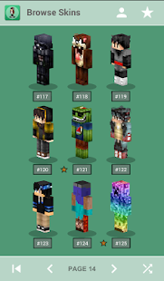 Skins for Minecraft PE v1.4 screenshots 1