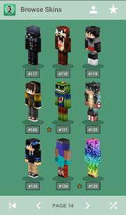 Skins for Minecraft PE v1.4 screenshots 9