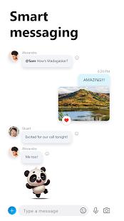 Skype Beta v8.76.76.58 screenshots 2