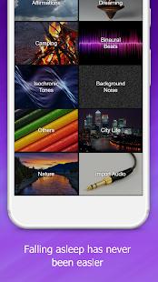 Sleep Orbit Relaxing 3D Sounds White Noise amp Fan v1.9.4 screenshots 4