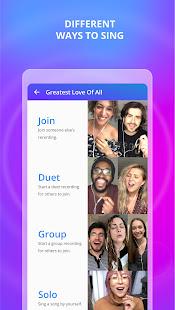Smule Sing Karaoke amp Record Your Favorite Songs v8.8.7 screenshots 2