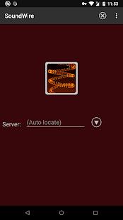 SoundWire free v3.0 screenshots 1