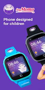 SoyMomo – Mobile GPS watch for children v4.2.3 screenshots 1