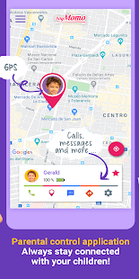 SoyMomo – Mobile GPS watch for children v4.2.3 screenshots 3