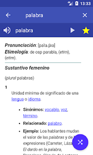 Spanish Dictionary – Offline v6.0-65as screenshots 1
