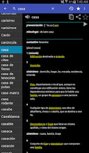 Spanish Dictionary – Offline v6.0-65as screenshots 11