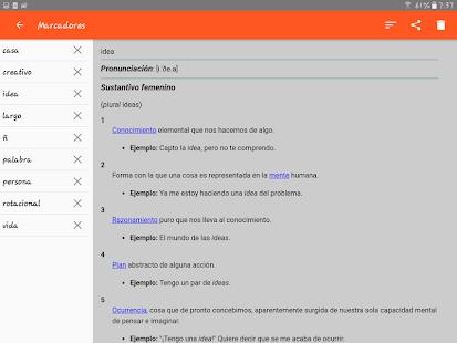 Spanish Dictionary – Offline v6.0-65as screenshots 18