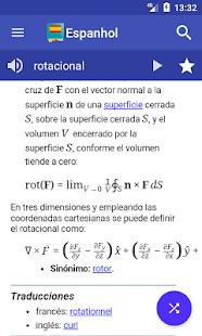 Spanish Dictionary – Offline v6.0-65as screenshots 2