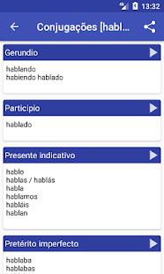 Spanish Dictionary – Offline v6.0-65as screenshots 3
