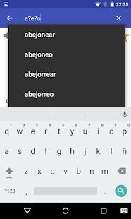 Spanish Dictionary – Offline v6.0-65as screenshots 5