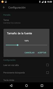 Spanish Dictionary – Offline v6.0-65as screenshots 8