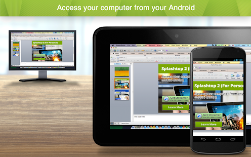 Splashtop Personal – Remote Desktop v3.4.9.32 screenshots 1