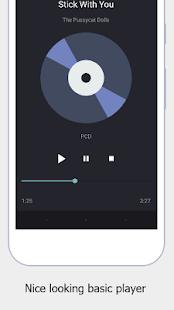 Stealth Audio Player – play audio through earpiece v29 screenshots 3